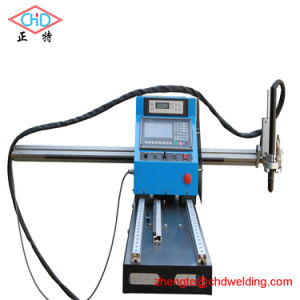 Portable Metal CNC Flame Cutting Machine with Plasma pictures & photos