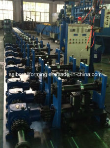 PU Door Shutter Roll Forming Machine pictures & photos
