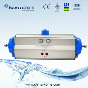120 180 Degree Double Acting Pneumatic Actuator pictures & photos