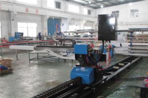 Fixed Arm Cutting Machine Cutting 2300mm Width CNC Plasma Machine pictures & photos