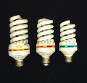 Compact T4 Spial CFL Lamp for Energy Saving Bulb (9W/15W/20W/25W/30W/40W) pictures & photos