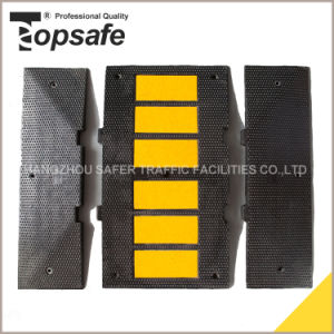 American Style Rubber Speed Hump (S-1121) pictures & photos