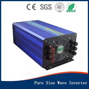 4000W DC12V/24V AC220V Pure Sine Wave Power Inverter pictures & photos