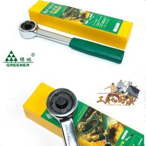 Socket Wrench (Ball bearing struture) with Patent World Wide pictures & photos