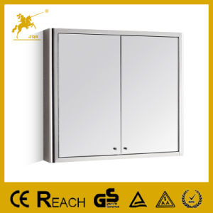 Most Popular Stainless Steel Furniture Bathroom Mirror Cabinet (7062) pictures & photos