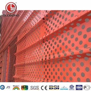 Globond Perforated Aluminum Panel with Competitive Price pictures & photos