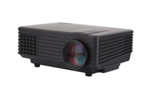Yi-805A LED Portable Multifunctional Projector with TV pictures & photos