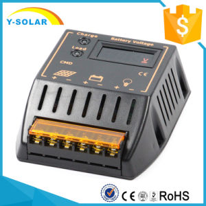 12V/24V 20AMP LCD Display Solar Panel Battery Controller CMP12-20A-LCD pictures & photos