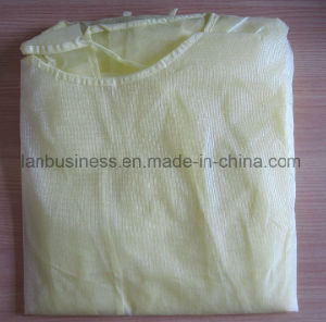 PE Coated Isoaltion Gowns Disposable pictures & photos