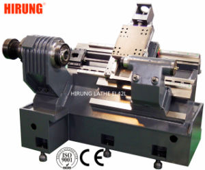 Chinese Horizontal Precision CNC Metal Lathe Machine Tool Price (EL52) pictures & photos