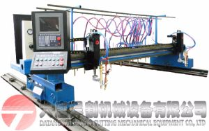 CNC Flame Cutting Machine Dtcn-5500 pictures & photos