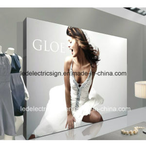 Art Photography Picture Frame LED Light Box Display for The Cloth Store Advertising pictures & photos