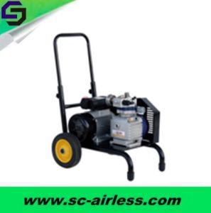 7 L/Min Large Flow Diaphragm Pump Type Wall Spray Paint Machine Sc-7000 pictures & photos
