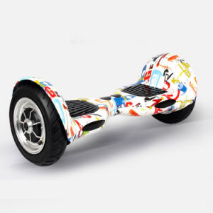 Smartek Big Tires 10 Inch E-Scooter, Self Balance Electric Giroscooter Patinete Electrico Mobility Hiphop Graffiti Gyroskuter for Adult Scooter S-002-Cn pictures & photos