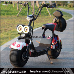 Harley Scooter, Electric Motorcycle, Citycoco pictures & photos