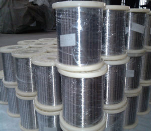 316L 304 Stainless Steel Ultra Fine Wire pictures & photos