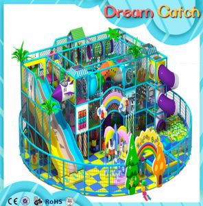 2017 New Product Kids Indoor Playground with Ce pictures & photos