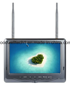 Built in Battery, 32 CH AV Receiver 7 Inch TFT LCD Monitor pictures & photos