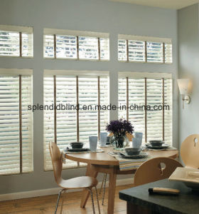 Ladder Tape Windows Wood Blinds Fashion Blinds pictures & photos
