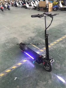 New 400W Fold Electric Scooter with LED Light (et-es32) pictures & photos