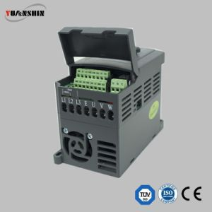 Yx3000 Series Mini Type Motor Speed Controller Single Phase 0.2-1.5kw 220V AC Drive/Frequency Inverter/Converter