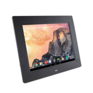 8inch TFT Android WiFi Digital Frame Network Ad Player (A8001) pictures & photos