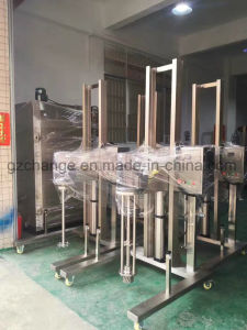 GMP Stainless Steel Homogenizer dispenser Head for Cosmetic Product pictures & photos
