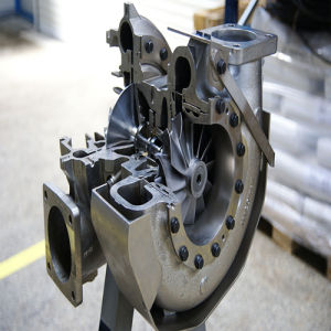Lvtr160/Vtr161/Vtr200/Vtr201/Vtr250/Vtr251/Vtr320/Vtr321/Vtr400/Vtr401 Turbocharger pictures & photos