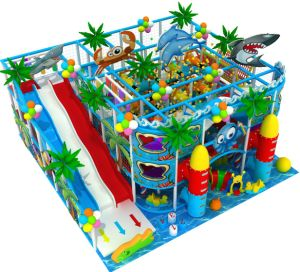Indoor Playground Children Ocean Paradise /Soft Play Structures/Indoor Playground (YL-B031) pictures & photos