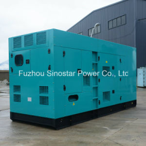 20kw to 1200kw Soundproof Cummins Diesel Generator