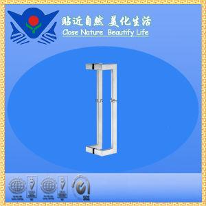 Xc-B2707 Furniture Hardware Bathroom Big Size Door Pull Handle pictures & photos