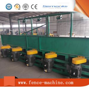 Automatic Wire Drawing Machine pictures & photos