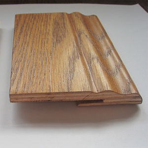 Multilayer Wood Clip Skirting /Flooring Accessoreis pictures & photos