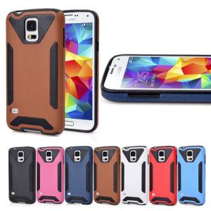Dual Layer Armor Hard PC Back Cover Phone Case for Samsung S3 pictures & photos