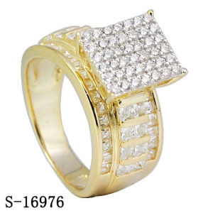 New Arrival Hip Hop Jewelry 925 Silver Diamond Ring Factory Wholesale pictures & photos