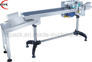 Collector + High Speed Pagination Paging Packing Machine for Bags/Plastic pictures & photos