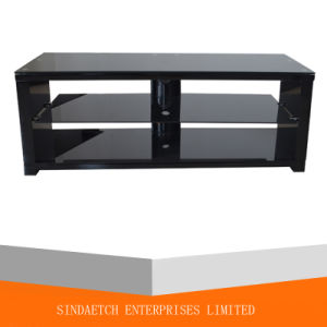 Fashionable Wood TV Stand Made in China pictures & photos