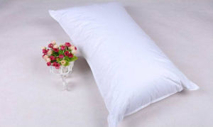 100% Cotton White Hotel Pillow pictures & photos