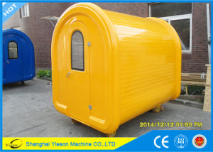 Ys-Bf230-2 Hot Sale China Mobile Food Cart Hotdog Cart pictures & photos