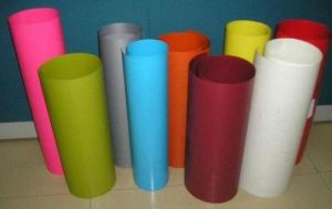 Vivid Color PVC Rigid Film for Ceiling Lamination with High Shading Rate