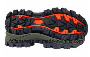 2017 Newest Design Non-Slip Outdoor Rock TPR Sole Nl1230-3 pictures & photos