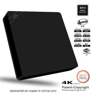 Newest 4k I68 II Amlogic S912 2GB 16GB Android 6.0 TV Box Octa Core Kodi Fully Loaded I68II Set Top Box