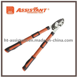 Hand Tools Telescopic PTFE Coated Lopping Shears Compound Anvil Loppers pictures & photos