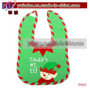 Baby Accessories Holiday Gifts Baby Elf Bibs Baby Items (P1011) pictures & photos