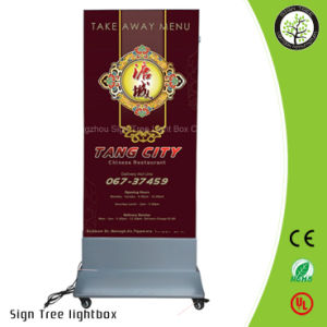 Aluminium Frame Advertising Slim Light Box pictures & photos