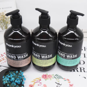 Natural Moisturizing and Antibacterial Lime&Coriander Hand Wash pictures & photos