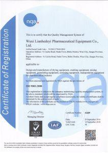 Xzs-350 Pharmaceutical Powder Vibration Sieve pictures & photos
