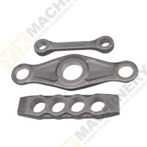 Precise Hot Forge Close Die Carbon Steel Forge Parts pictures & photos