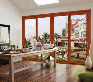 Factory Cheap Price Ht75 Series Aluminium Doors Window pictures & photos