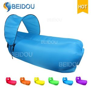 Factoryhotsale Lazy Air Sofa Bed Inflatable Lounger Bean Sleeping Lay Bag Laybag pictures & photos